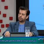 حضور دکتر مداحی در برنامه زنده تهران ۲۰